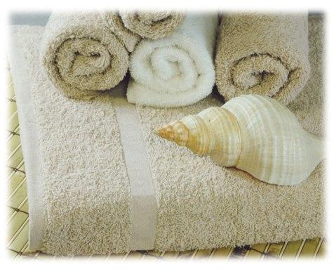 Williams Bay Beige Towels